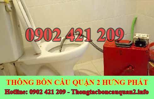 Số điện thoại thông bồn cầu giá rẻ nhất LH 0902421209