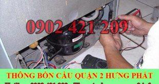 Thợ sửa chữa điện nước Quận 2 giá rẻ tại nhà 0909994175