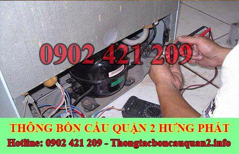 Thợ sửa chữa điện nước Quận 2 giá rẻ tại nhà 0902421209