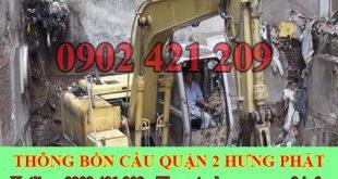 Thu mua xác nhà kho xưởng cũ Quận 2 giá cao 0909994175 uy tín