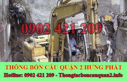 Thu mua xác nhà kho xưởng cũ Quận 2 Hưng Phát LH 0902421209