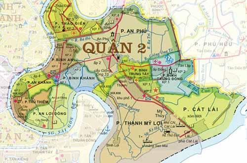 quận 2 có bao nhiêu phường?