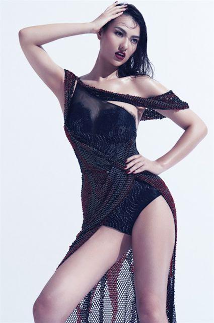 Người mẫu Hồng Quế lộ clip nóng có thật hay không? Tiểu sử?